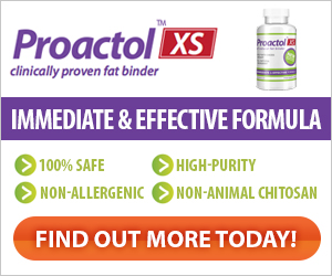 Proactol Xs - Clinically Proven Fat Binder