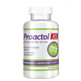 Proactol XS - #1 Fat Binder