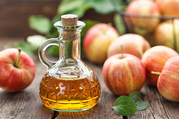 Apple Cider Vinegar Burns Belly Fat