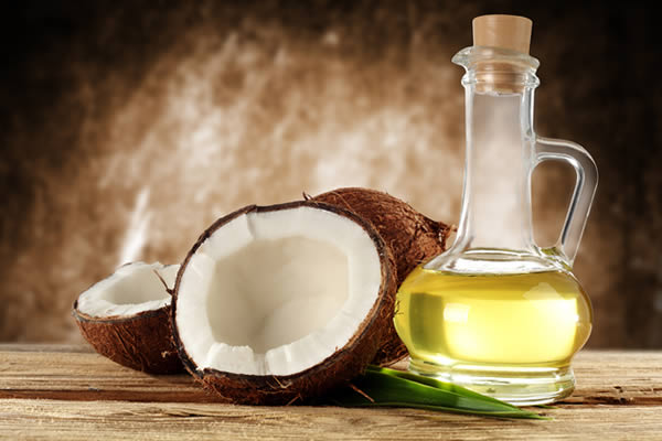 Coconut Oil Burns Belly Fat