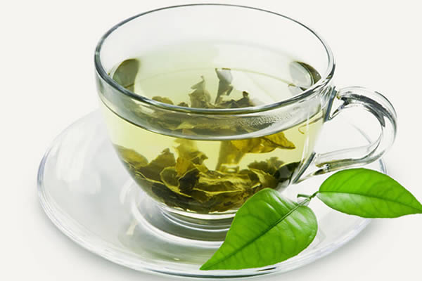 Green Tea Burns Belly Fat