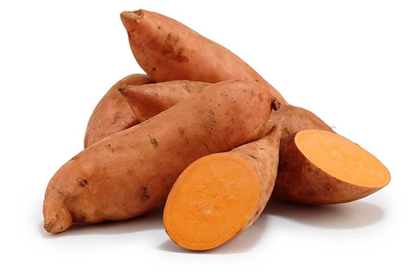 Sweet Potatoes Burn Belly Fat
