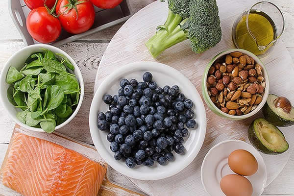 Eating Healthy Foods to Decrease Overall Body Fat